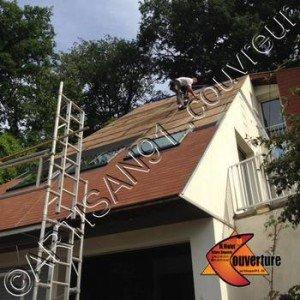 rénovation couverture de toit