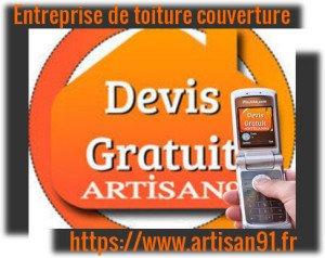 """DEVIS TRAVAUX TOITURE """" GRATUIT """""""